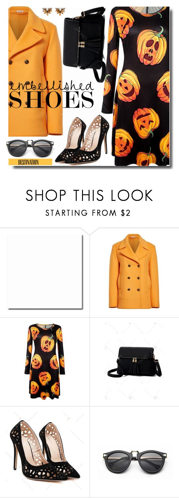 """""""New style"""" by soks ❤ liked on Polyvore featuring Tomas Maier, Bebe and polyvoreeditorial"""