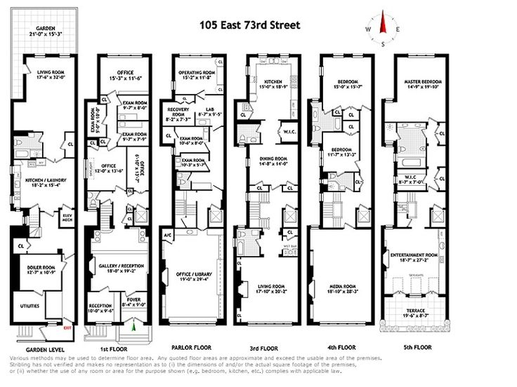102 best townhouse floor plans images on pinterest | floor plans