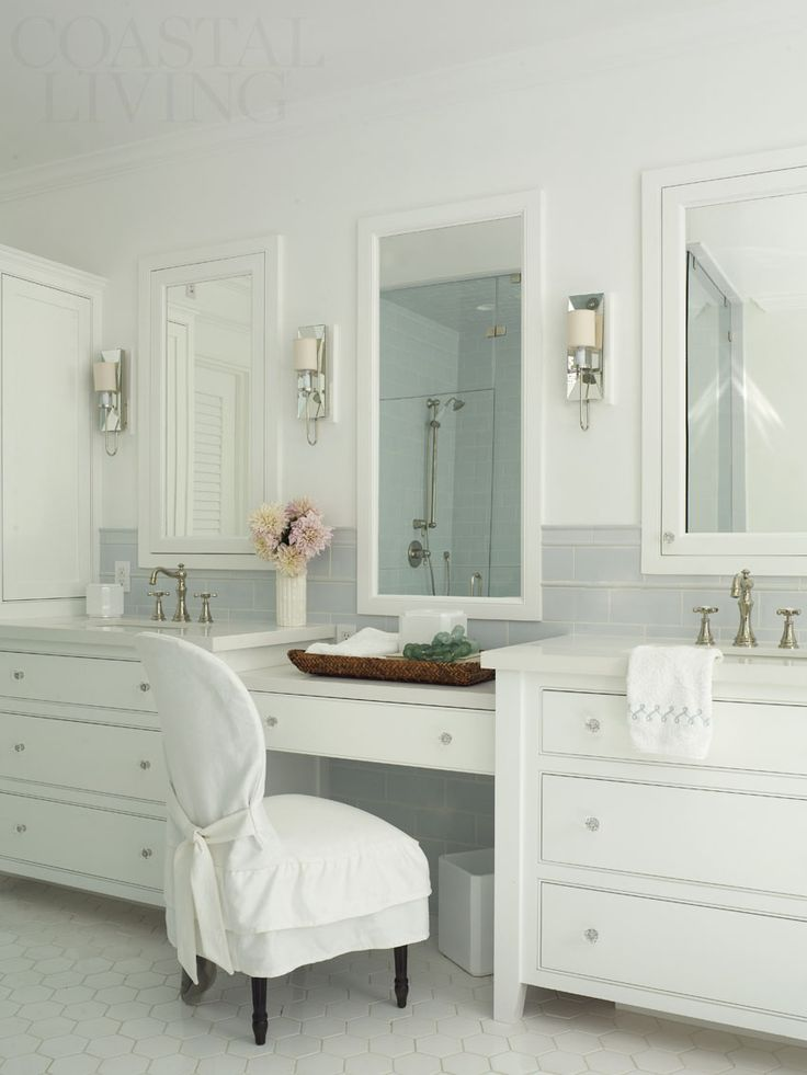 Why Bathroom Remodeling How To Set Bathroom Remodeling: 25+ Best Ideas About Bathroom Makeup Vanities On Pinterest