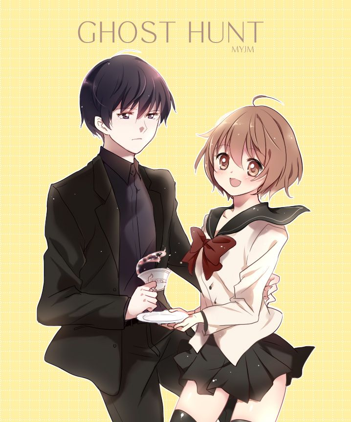 ghost hunt mai and naru relationship