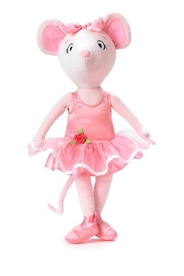 Madame Alexander  Angelina Ballerina Cloth Doll