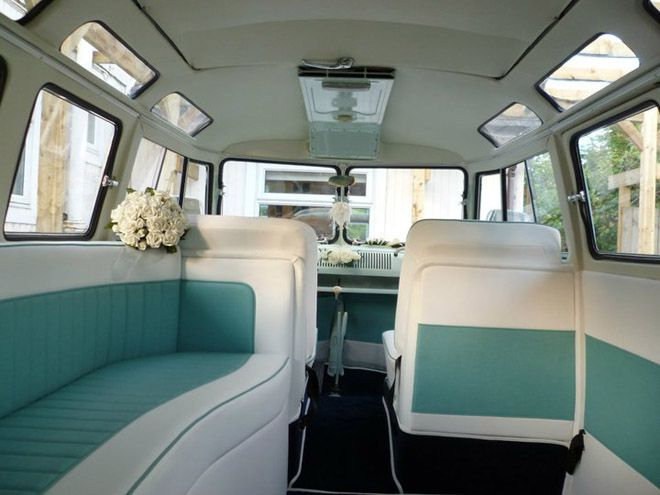 Lucy The Love Bus Interior