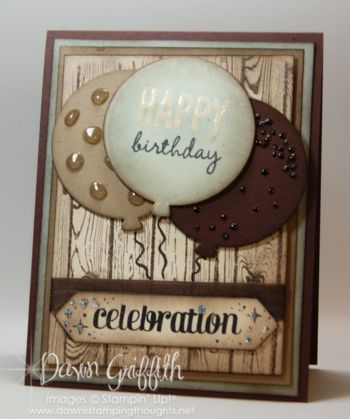 Celebrate today card for Honey bunch