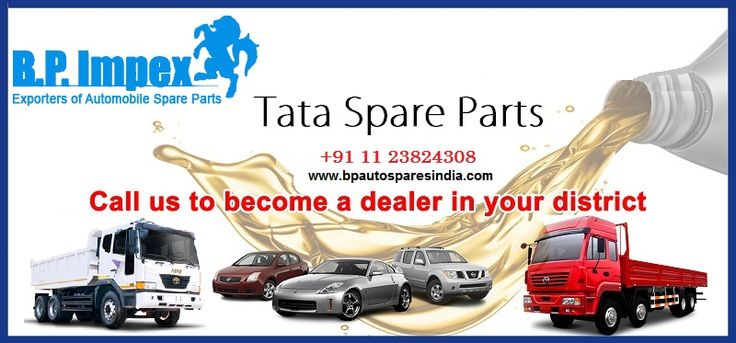 #Tata Motors #SpareParts in India | Buy high quality and reliable Genuine #TataIndicaParts online from the vast and continuously updated catalog of original spare parts at discounted prices for all #TATAIndica variants in India only at BP Auto Spares India. Visit us today for more information.  https://goo.gl/5qwjXU  #TataIndicaParts #TataSpareParts #TataTelcolineParts