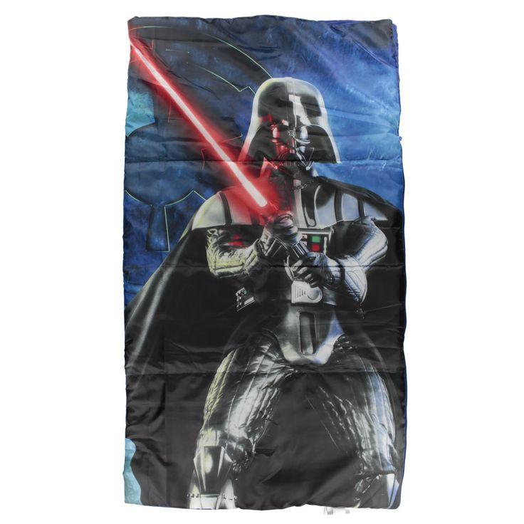 StarWars, sac de couchage avec coussin oreiller, très doux. 3+ans. 39.99$ Disponible en boutique ou sur notre catalogue en ligne. Livraison rapide au Québec.  Achetez-le info@laboiteasurprisesdenicolas.ca
