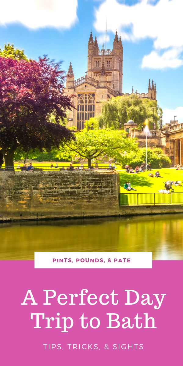 What to see on a day trip from London to Bath, inc…