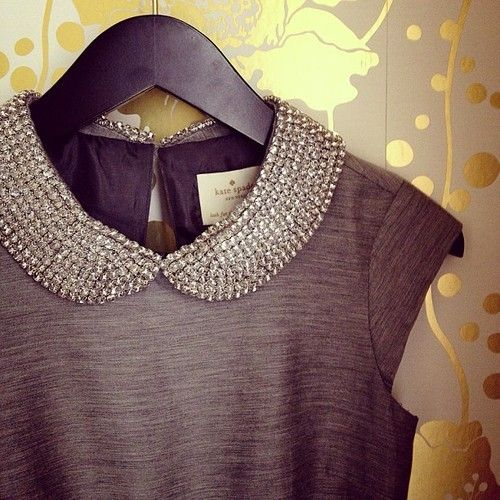 peter pan collar I love this so much!