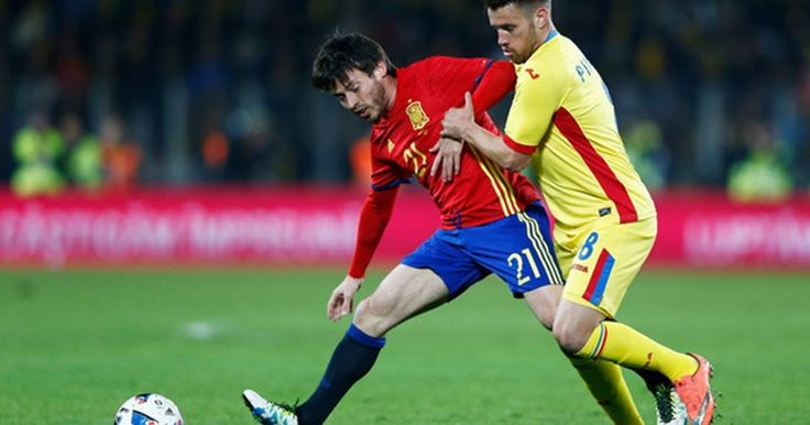 Sepak Bola: Soal Kans Spanyol Pertahankan Trofi Piala Eropa, Ini Kata Silva -  http://www.football5star.com/euro-2016/spain/sepak-bola-soal-kans-spanyol-pertahankan-trofi-piala-eropa-ini-kata-silva/70801/