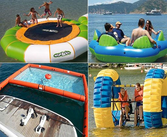 Coolest Water Toys : Five water toys you must have for beach vacation