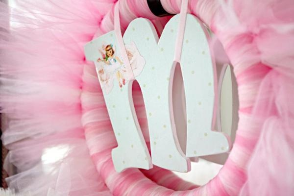 Vintage Ballerina Birthday Party Ideas | Photo 2 of 25 | Catch