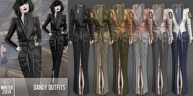 GizzA - Dandy Outfits   Flickr - Photo Sharing!