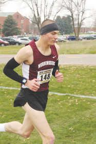 Sometimes in life people can find what they're good at and make something of themselves. They are able to take their skill, their talent, and help propel them to a good school to get a good education. For former Ridge View cross country and track stand out Jason Kenny, he has been able to use his running ability for the past four years at Morningside College to help his education and become an All-American on and off the field...