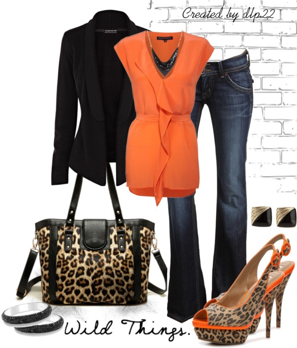 """""""Wild Things"""" by dlp22 on Polyvore"""