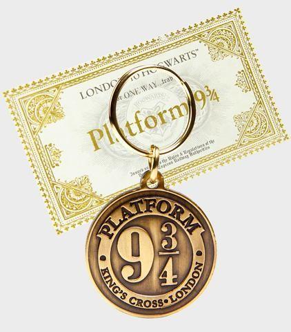 Key ring & Ticket | The Harry Potter Shop at Platform 9 3/4