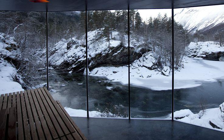 juvet landscape hotel alstad to go pinterest landscapes hotels and norway. Black Bedroom Furniture Sets. Home Design Ideas