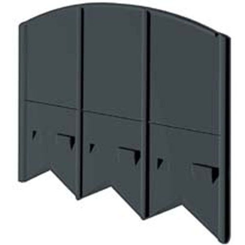 Emsco Group 2020 Choppers Poly Pound In Lawn Edging Black 20 Foot (Pack of 6) by Emsco Group. $97.19. Easy to pound in ground. Durable poly construction. Decorative scalloped design. 6 boxes of 20 foot sections for 120-feet of lawn edging. Six inch pieces slide together for easy connecting. From the Manufacturer                Choppers Hammer In Landscape Edging used for borders,corners, complex curves, tight circles, and dividing beds.  Large cutting teeth for easy installation ...