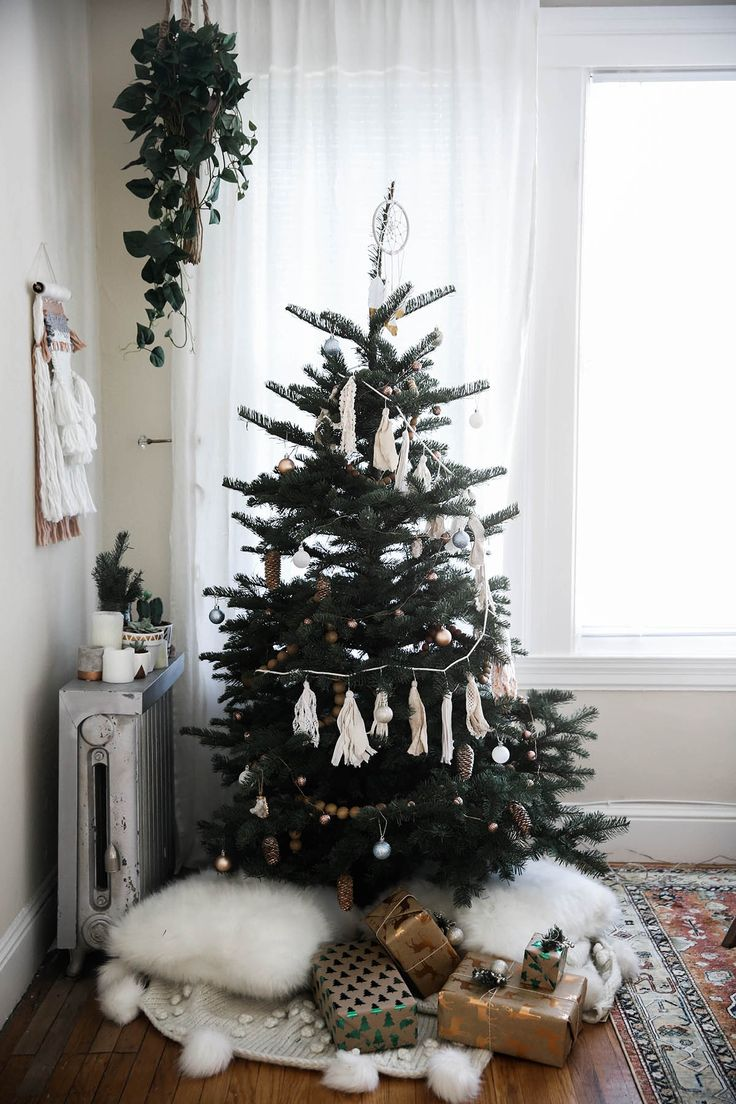 bohemian christmas tree 935 best Christmas images