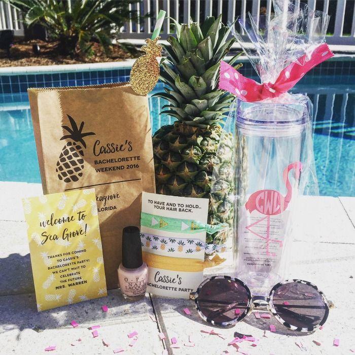 25 best ideas about beach bachelorette parties on for Weekend get away ideas