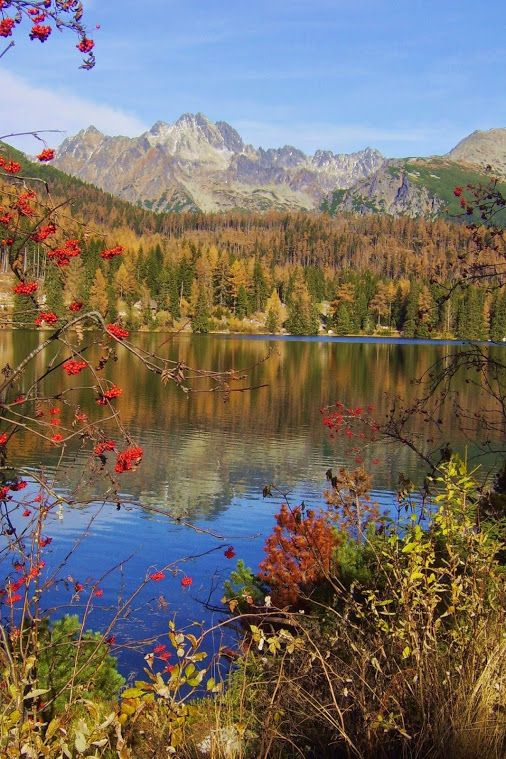 Jezioro Szczyrbskie Tatry Na topie – Google+