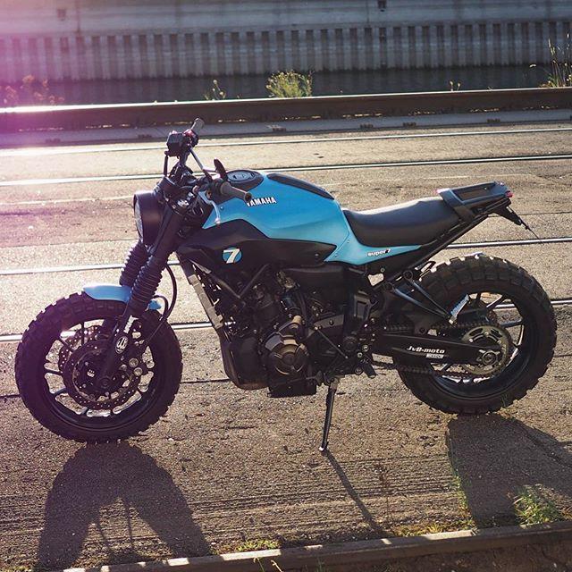 Yamaha fz 07  #yamaha #jvb_moto #yamahafz07 #yamahasuper7