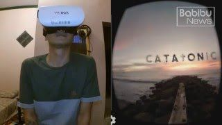 Scary Horror VR Review Virtual Reality Cardboard 360 3D SBS Android App Subscribe Babibu News Channel : http://www.youtube.com/user/babibunews Play Store App Link: https://play.google.com/store/apps/details?id=com.shakingearthdigital.vrsecardboard