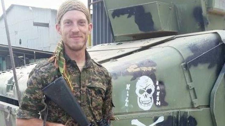"""Der schwedische Pressesprecher der kurdischen YPG und ihrer Schirmorganisation SDF, Jesper Söder, sprach mit RT Deutsch über seine Beweggründe, sich dem Kampf gegen den """"Islamischen Staat"""" anzuschließen. Er nahm auch Stellung zu Rakka und zum Terror in Europa."""