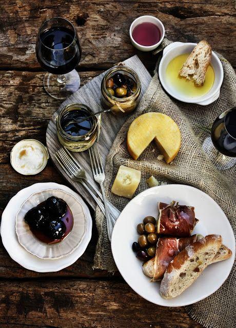 Pratos e Travessas: Bolo de requeijão e mirtilos | Cottage cheese and blueberry cake | Food, photography and stories