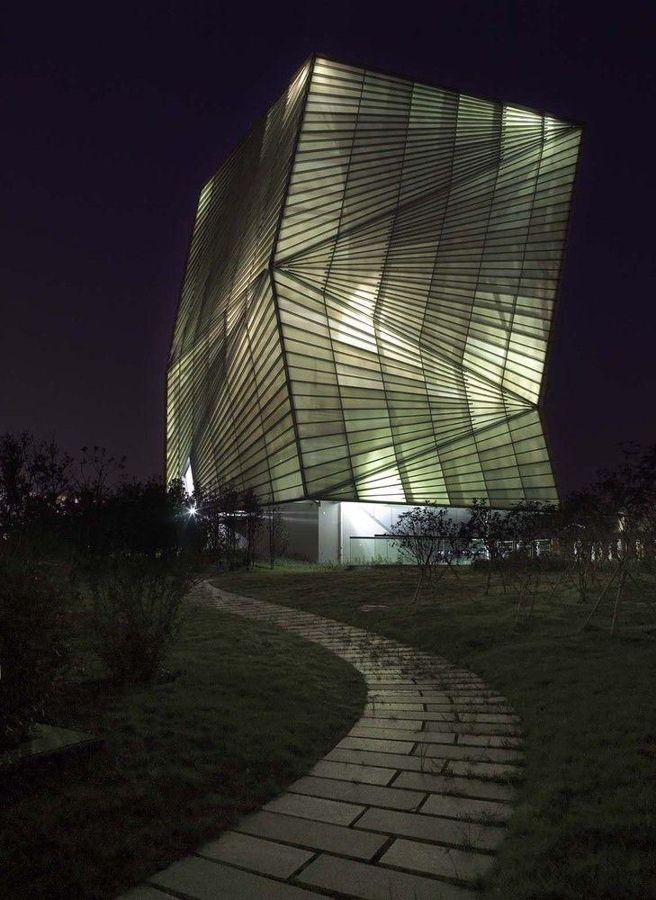 Gallery of Centre for Sustainable Energy Technologies / Mario Cucinella Architects - 7