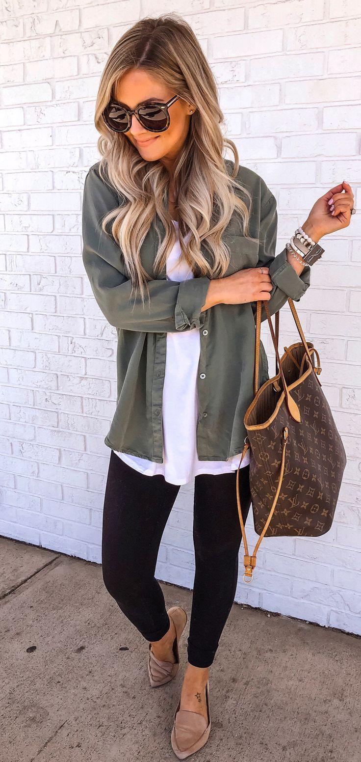 30+ Adrette Frühlingsoutfits, die du lieben wirst #love #outfits #preppy #spring – #Love – Hair Tutorials