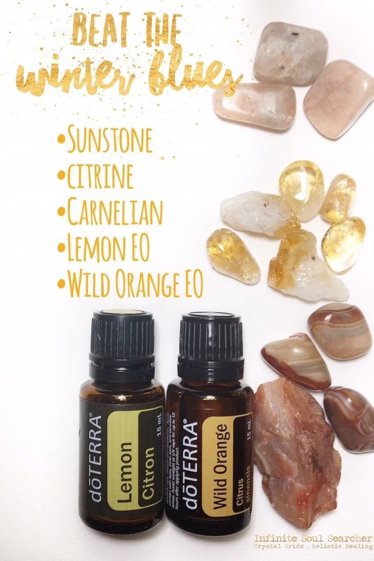 BLOG: Beat the winter blues with Crystals and Oils. It is that time of year again, when the days are shorter and it can wreck havoc on our moods and energy. Check out these simple tools to help keep your spirits high depite the colder and shorted days.