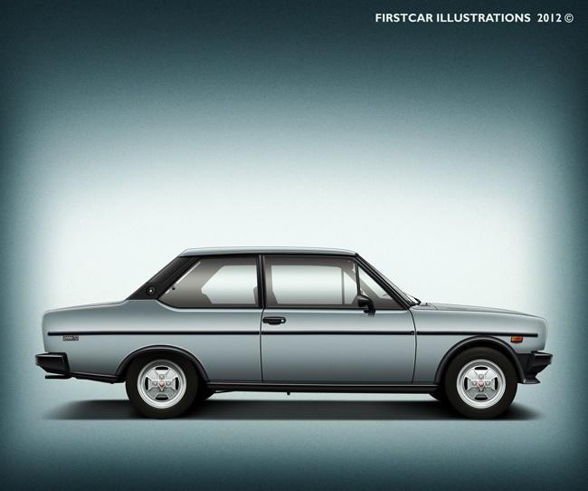 FIAT 131 Mirafiori Sport - 1981