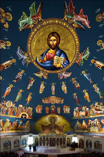 Assumption of the Theotokos Greek Orthodox Cathedral, Denver, CO  by Raul J. Garcia on Behance