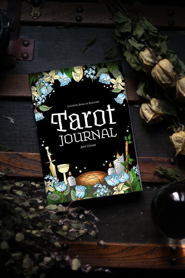 Tarot Journal Preview Release Date Tarot Book Tarot 78 Tarot Cards