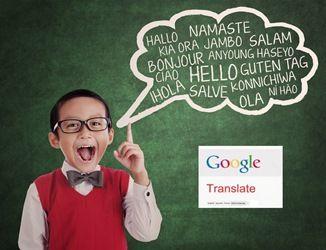 Voordat je het weet ga je in de fout met Google Translate. Lees hoe het werkt en waarom de vertalingen zijn zoals ze zijn. Blog van SR training
