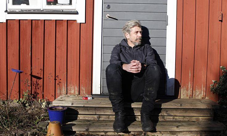 Karl Ove Knausgaard: 'Writing is a way of getting rid of shame'