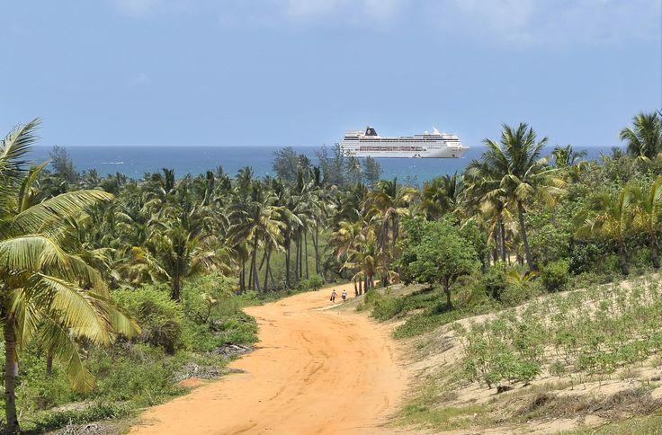 Mozambique #MSCSinfonia