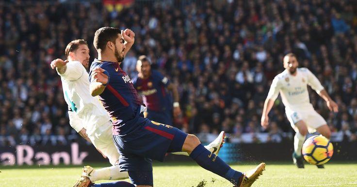 El Clasico: Madrid 0-3 Barcelona: Player Ratings
