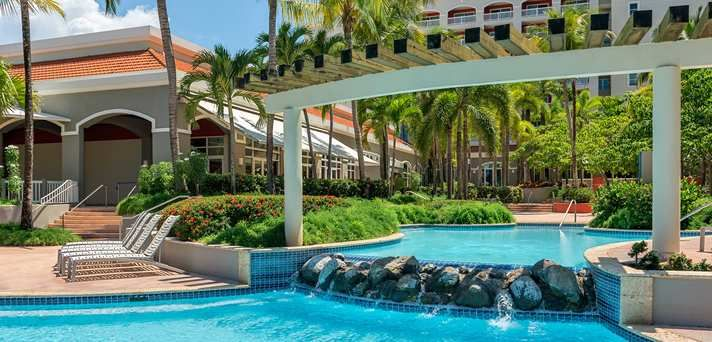 Embassy Suites Dorado del Mar -Beac h & Golf Resort Hotel, Puerto Rico - Pool Area