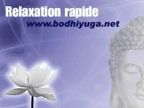 Méditation guidée : relaxation rapide - Elan sarro