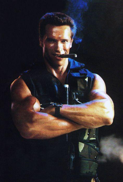 Arnold Schwarzenegger (Commando)