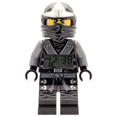 lego movie cole minifigure alarm clock bedbathandbeyondcom - Etagenbett Couch Lego Film