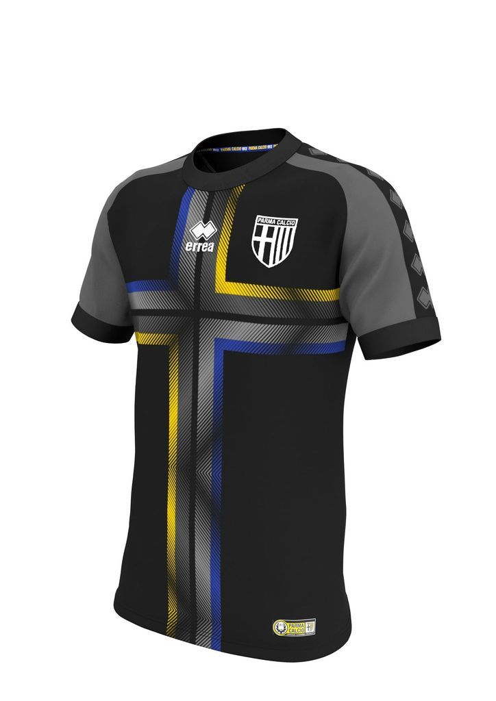 PARMA CALCIO 1913 Third ERREÀ 2018 - 19 FÚTBOL SOCCER CLUB KIT SHIRT  FOOTBALL JERSEY FUSSBALL e7039df9f