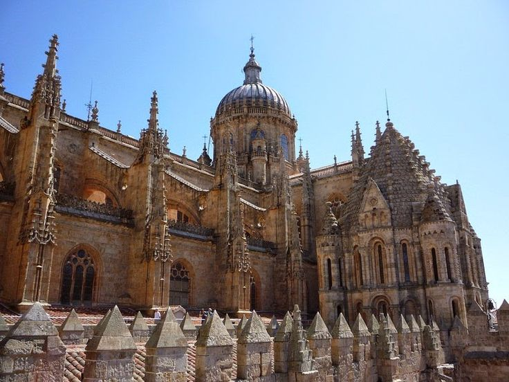 Palencia cathedral ALIEN?
