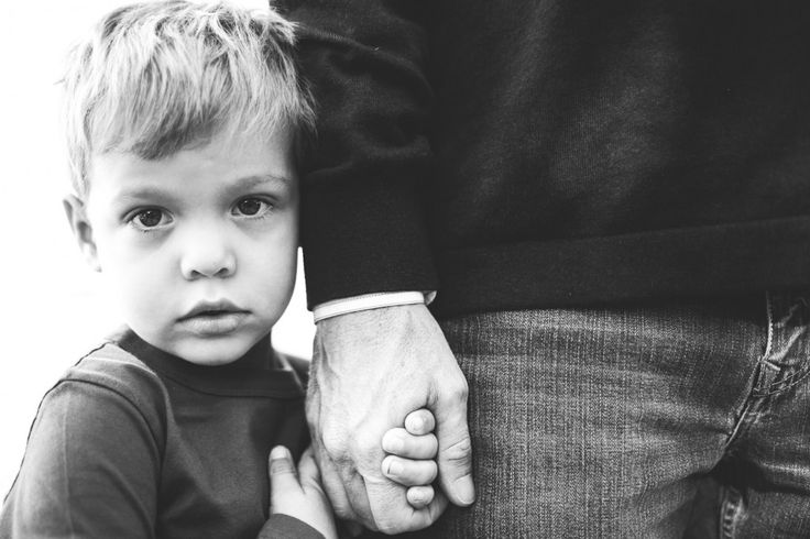 father & son. ‹ LK Griffin Photography
