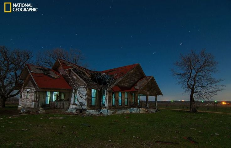 Smith And Kerns >> Abandoned farm house, Sanger, Texas | Around The World | Pinterest