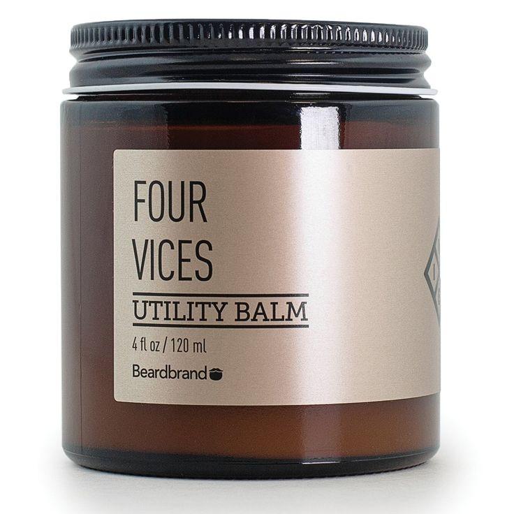 Beardbrand Utility Balm Gold Collection
