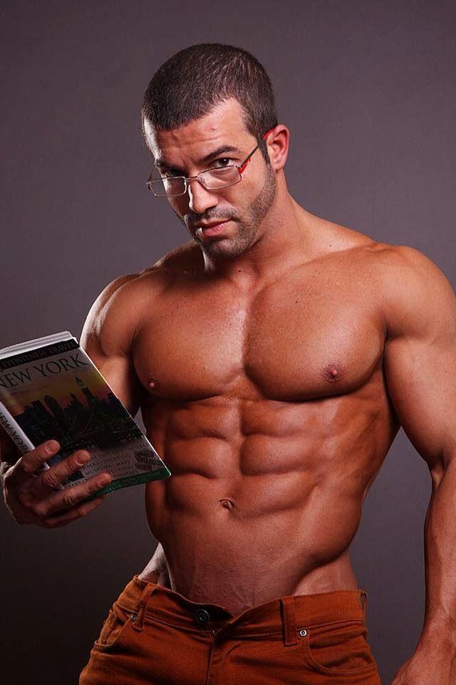 naked muscle men teachers