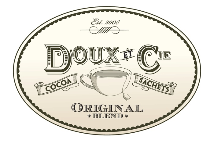vintage label - love this design. the different mix of font styles, it looks like an old-fashioned sign. love.