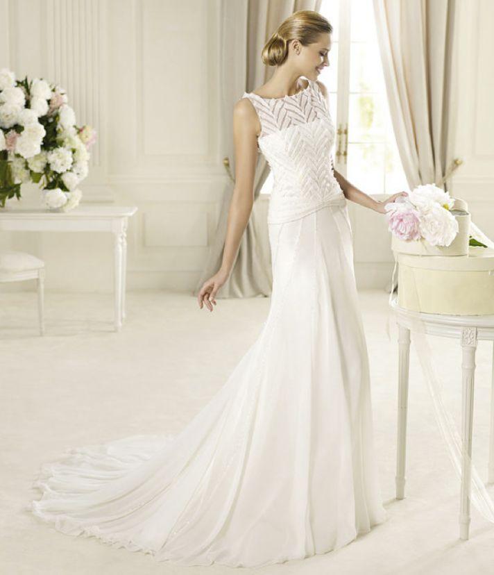 9 Stunning Manuel Mota Wedding Dresses | OneWed