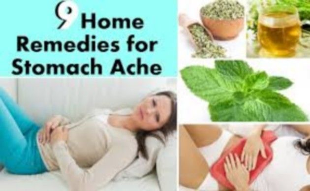 Remedies for Stomach Pain which are Homemade and Easy